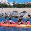 Activitats aquàtiques al Club de Regatas d'Alacant