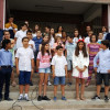 Graduació dels xics i xiques de 6é
