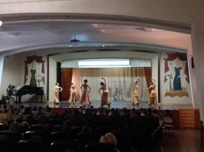 Taller de Dansa Espanyola